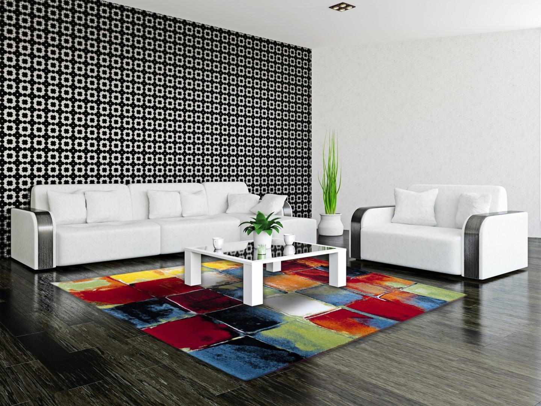 Beautiful Tapis Salon Contemporain Rose Gallery - House Design ...