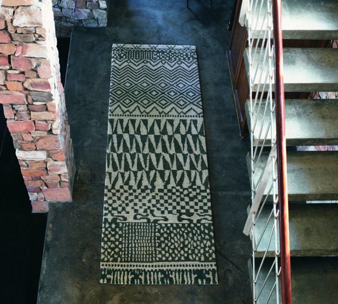 Tapis de couloir Himali Marrakesh Brink & Campman