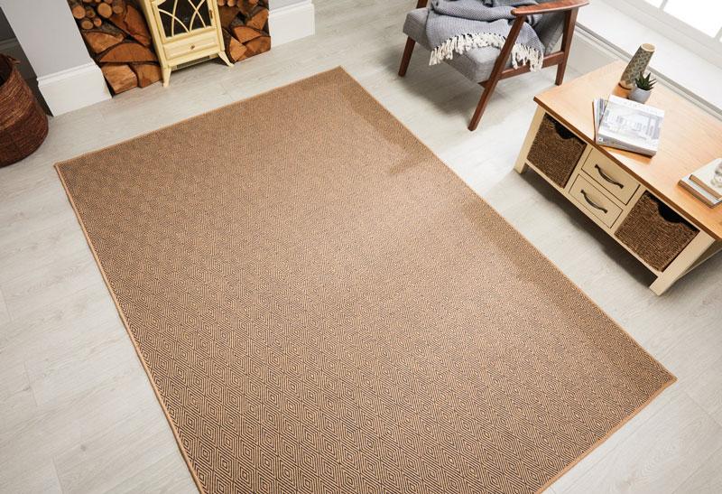 tapis naturel en jute
