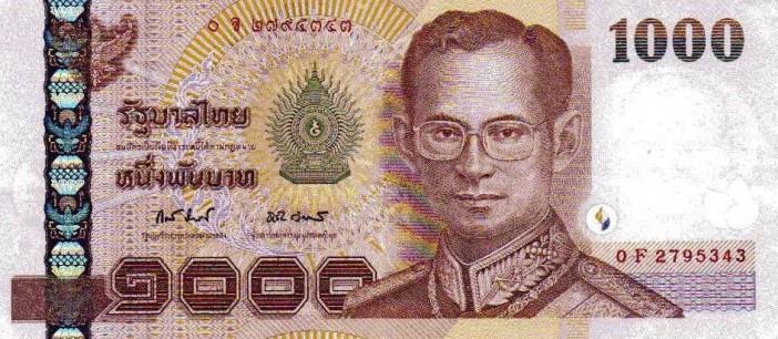 Quelle Est La Monnaie De Thailande Allo Thailande