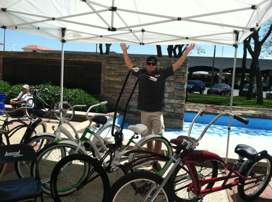 Max and some custom designs from Local Cycles