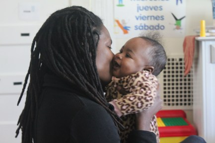Natasha Auguste-Williams, a Bridgeport provider, opened her program at 4:30 AM to accommodate a working dad's schedule. Click here to read more.