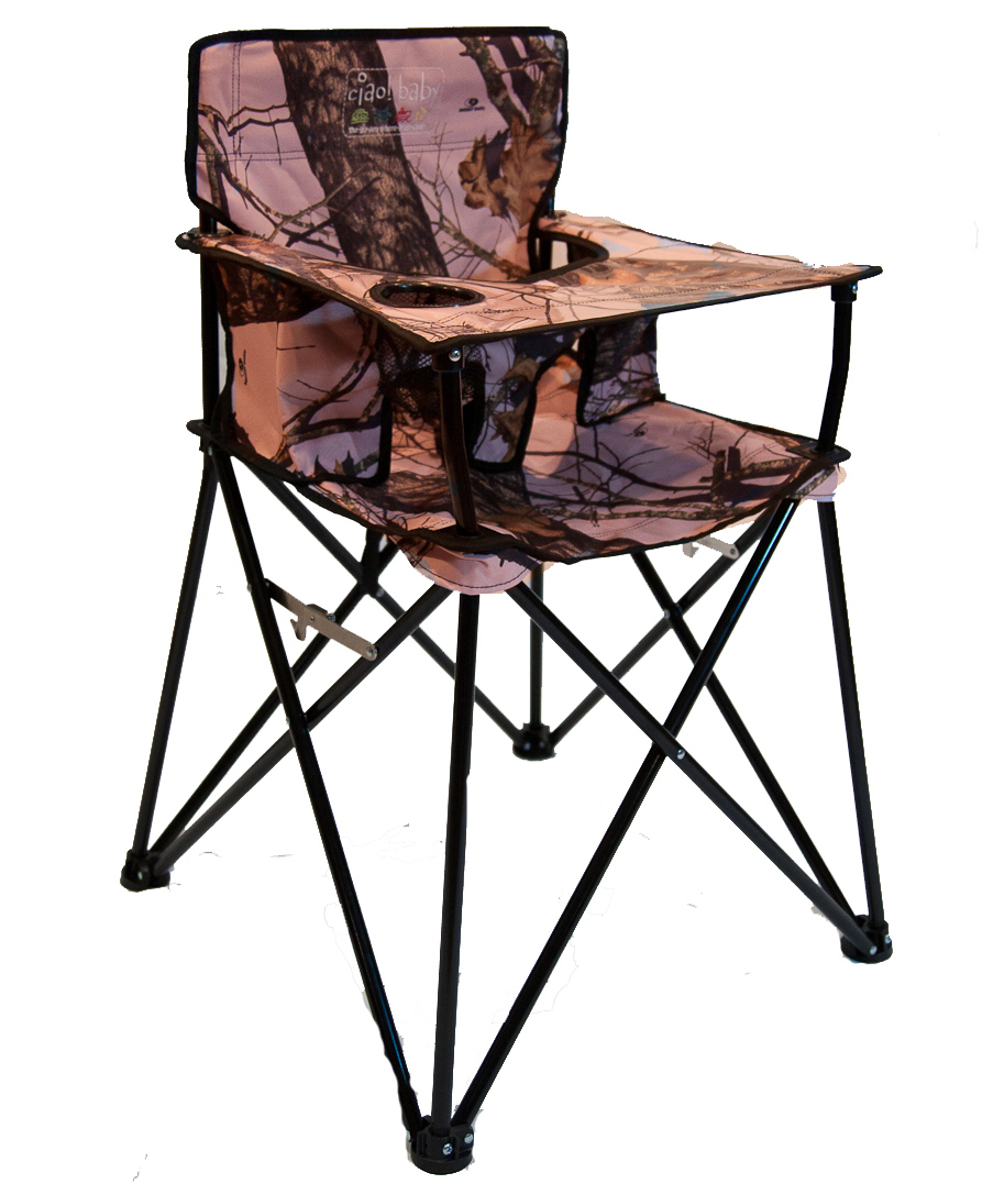 Will Chair Pink Camo High Chair Where Will The Craze End Alloutdoor