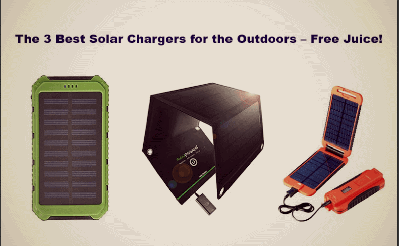 -The 3 Best Solar Chargers for the Outdoors – Free Juice