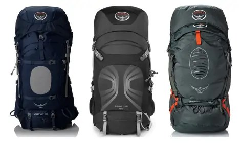 what is the best osprey backpack