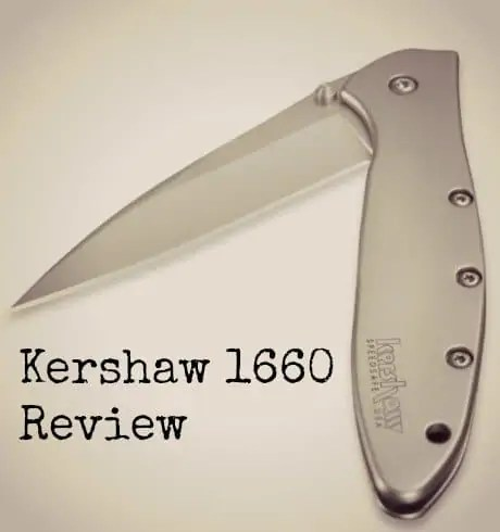 Kershaw 1660 Review - The Ultimate EDC Knife?