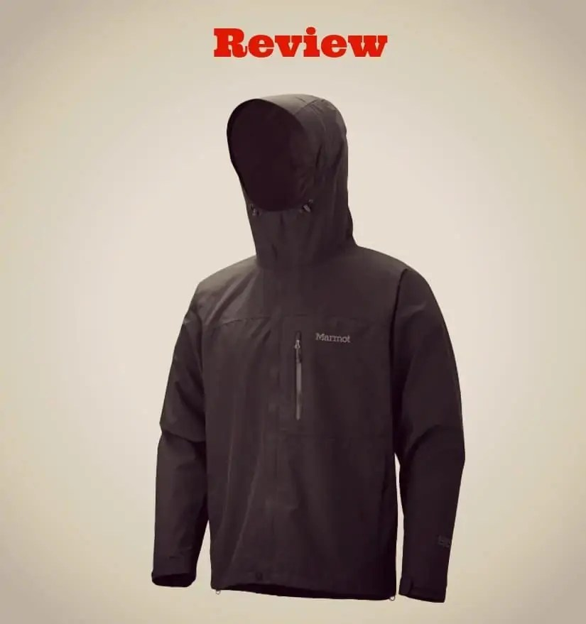 Marmot Minimalist Review  Does the Minimalist Jacket Keep You Dry  - All  Outdoors Guide f4b6a751ec