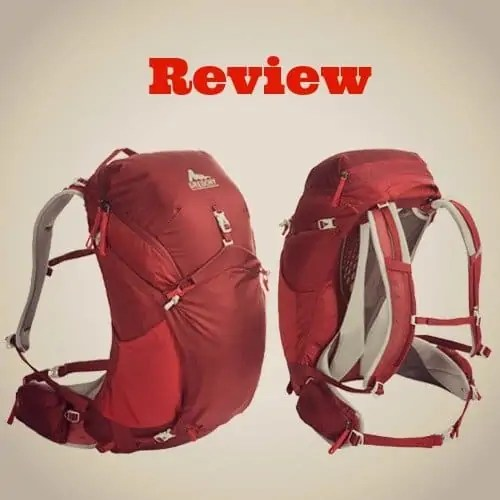A Review of the Gregory Z 40 Backpack