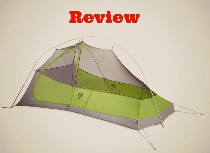 A Review of the Nemo Hornet 2P Tent