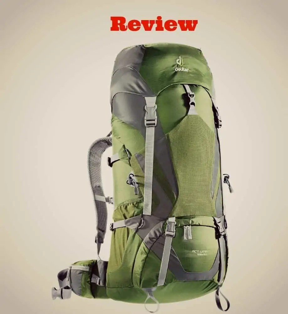 Deuter ACT Lite 65+10 Backpack