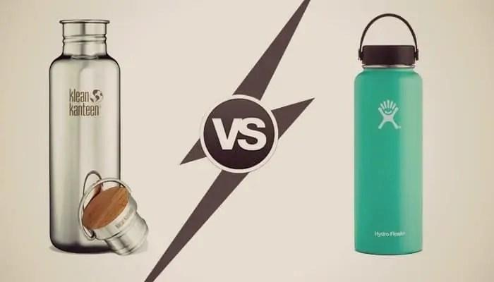 kleencanteen vs hydroflask