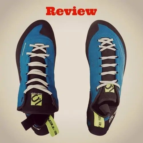 A Review of Five Ten Quantum Climbing Shoes