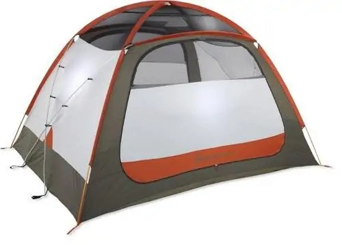 REI Base C& 6 Tent  sc 1 st  Outdoors Guide & A Review of the REI Base Camp 6 Tent That Youu0027ll Love - All ...