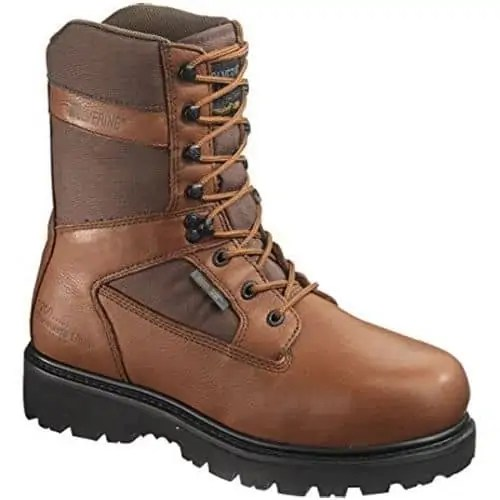 "Wolverine Mammoth 9"" Boots"