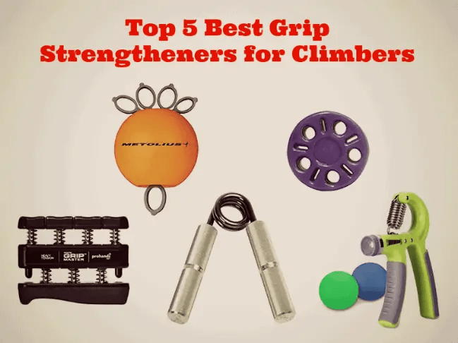 Top 5 Best Grip Strengtheners for Climbers