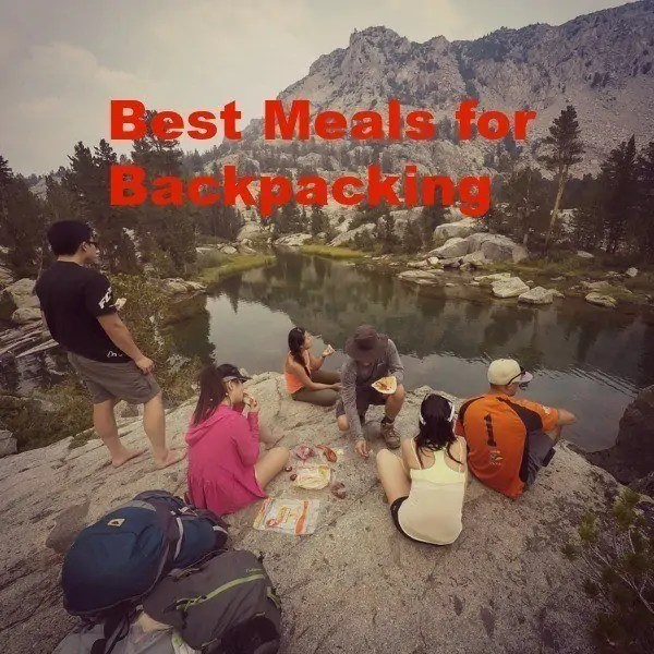 what should be the best meals for backpacking