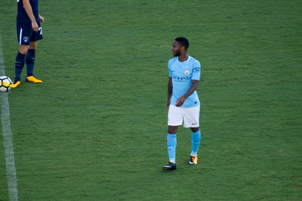 Raheem Sterling - City's Unsung Hero by @Venginho_