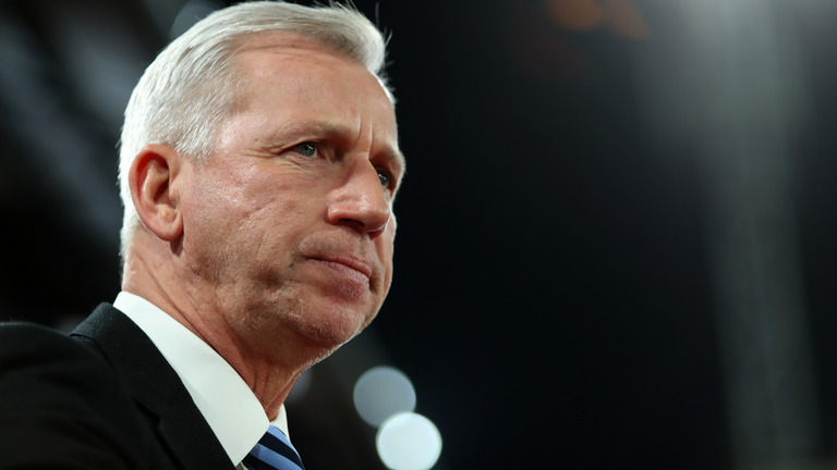 Alan Pardew on the brink?