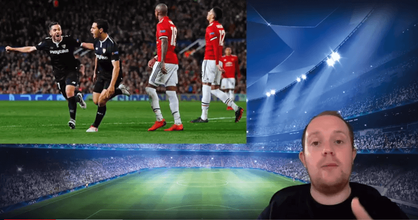 Man Utd Humiliated By Sevilla! Champions League Last 16 Review!