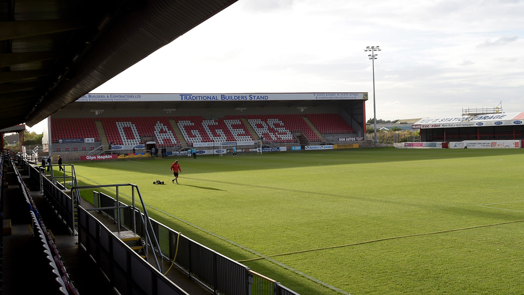Just what is happening at Dagenham & Redbridge?
