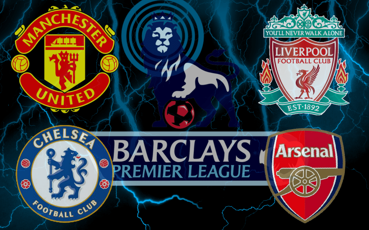 Classic Story of the Premier League Big Four
