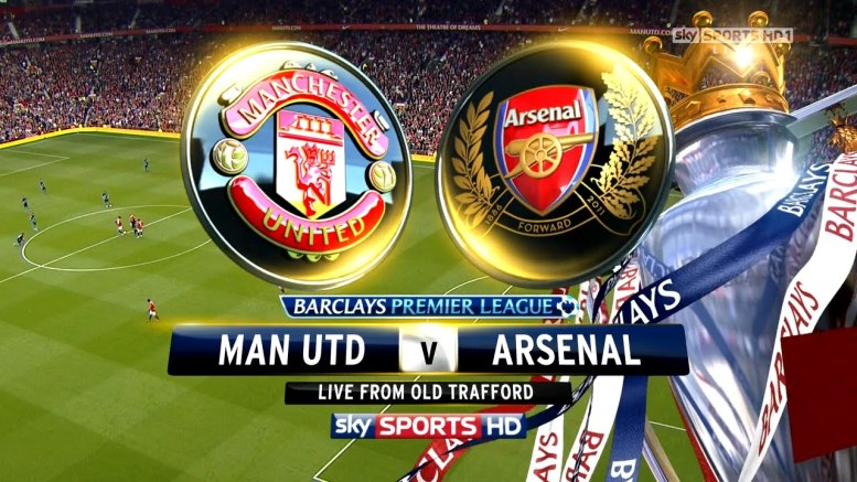 Image result for Arsenal vs Manchester United English Premier League 2018 Live
