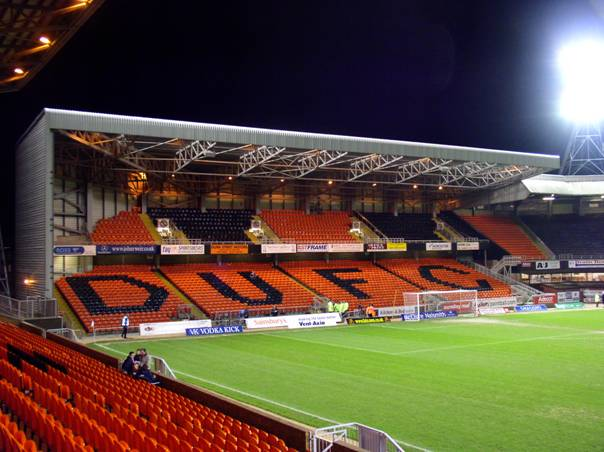 SPFL CHAMPIONSHIP REPORT : Dundee United 1-1 Inverness CT