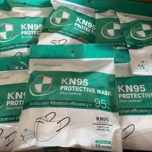 KN95 Coronavirus Protection