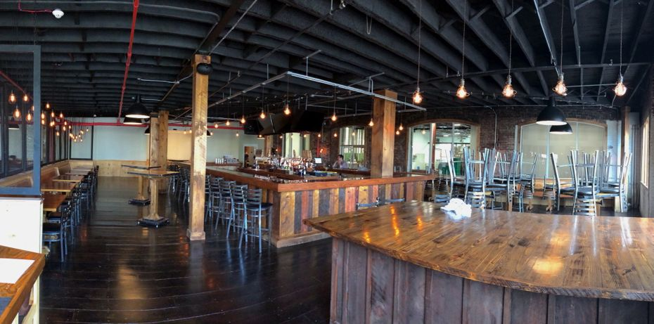 A look inside the new Druthers Albany location  All Over
