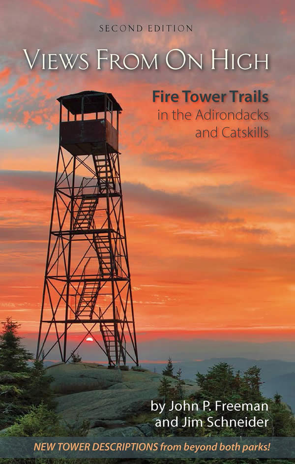 Views From On High Fire Tower Guide All Over Albany