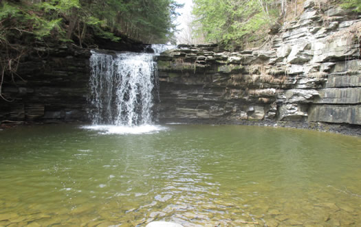 Waterfalls to explore this spring  All Over Albany