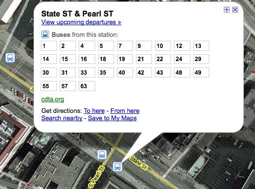 google maps screengrab