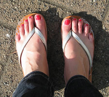 A good pedicure near Albany  All Over Albany