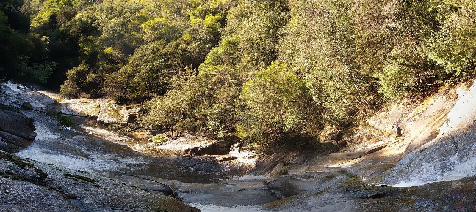 Harridge Falls