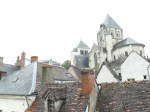 Former bakery in medieval village