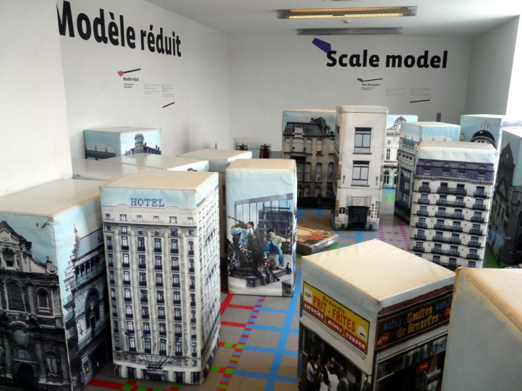 Building blocks of Brussels