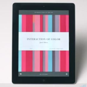 interaction of color: the app