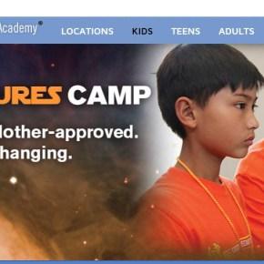 summer camp for high-tech kids