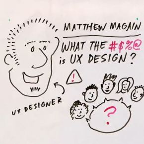 what the *bleep* is ux design?