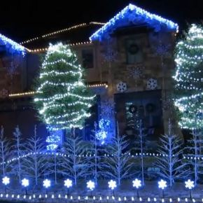 best holiday lights displays