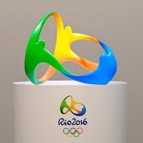 gold medal for rio olympics logo