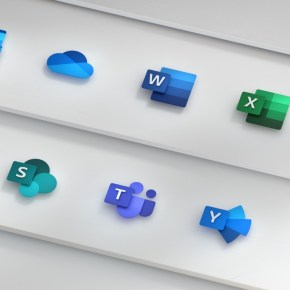 Office icons refreshed