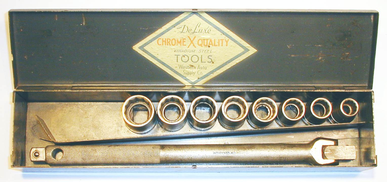 Western Auto Wizard Tools