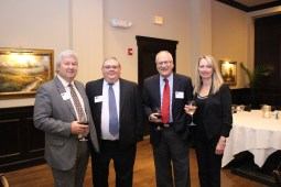 Alloy Silverstein CPAs John Adams, Dave DeSorte, Mike Engleman, and Kim Sheehan