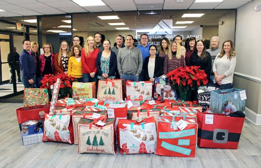 Alloy Silverstein Adopt-A-Family Center for Family Services