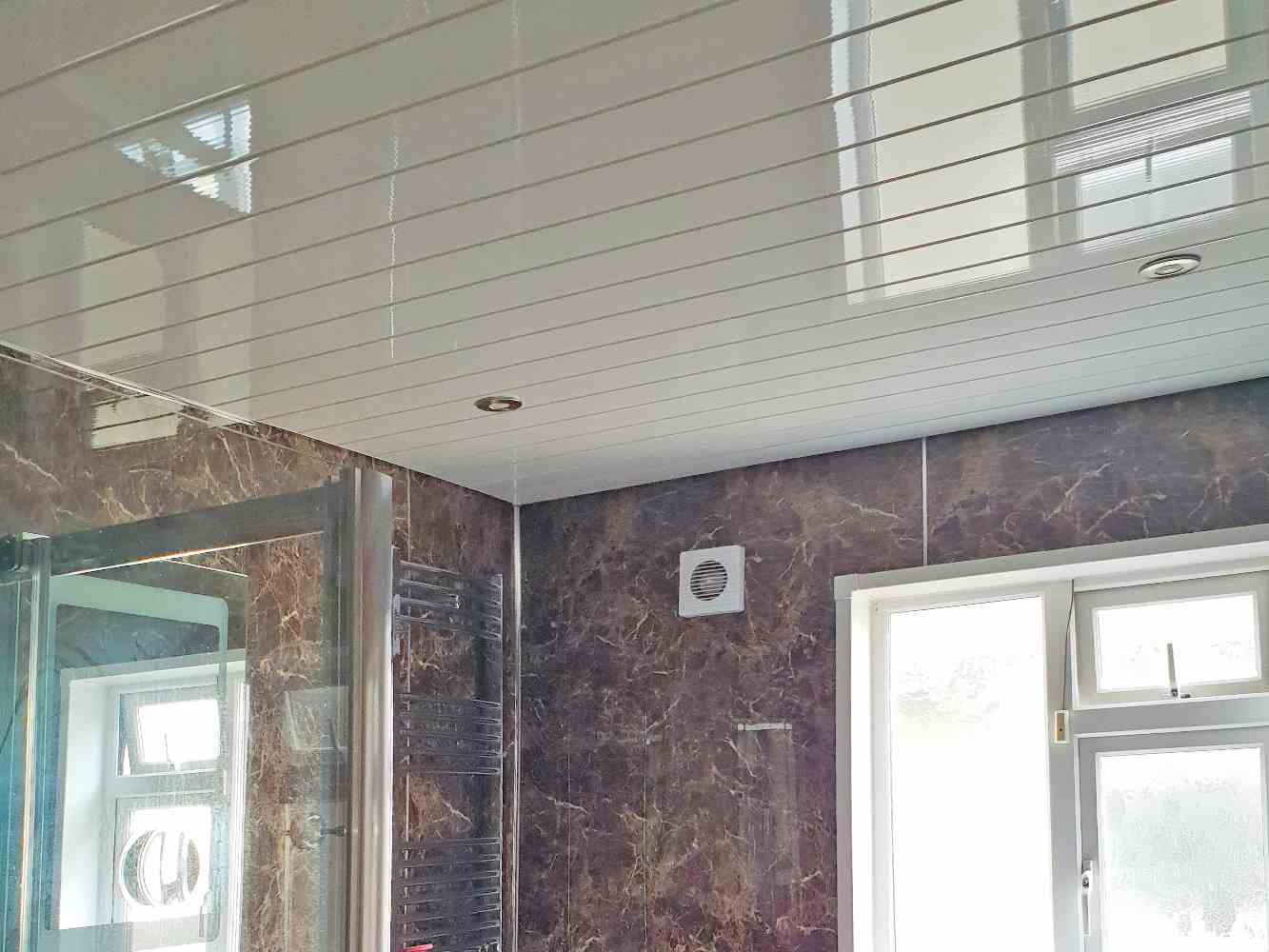 pvc ceiling panels standard