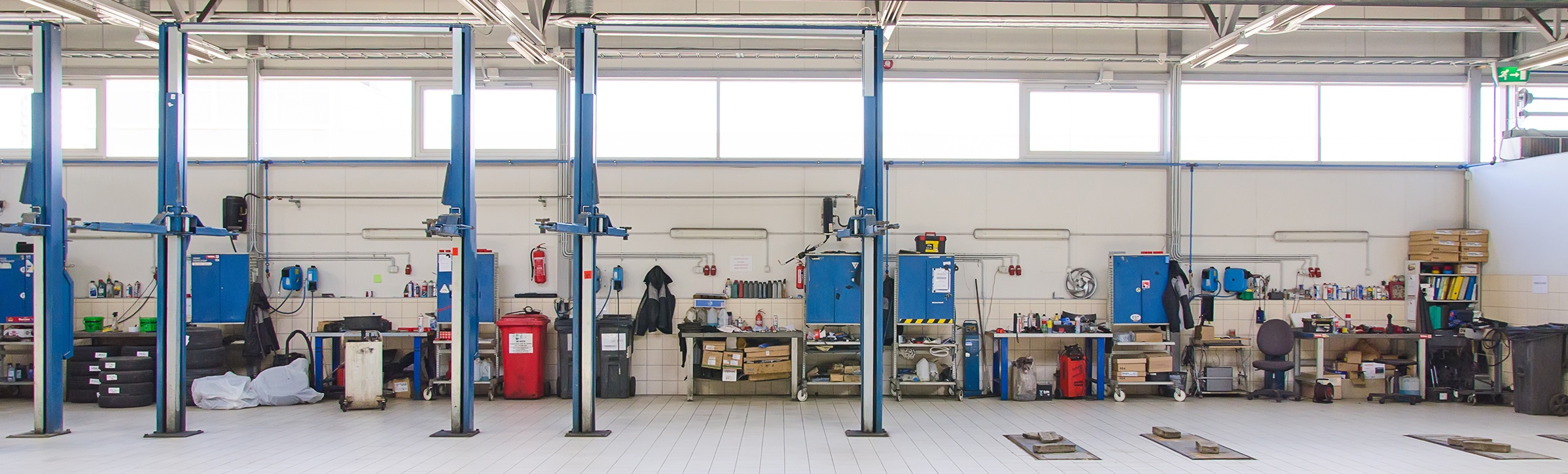 Replacement Parts for Automotive Lifts