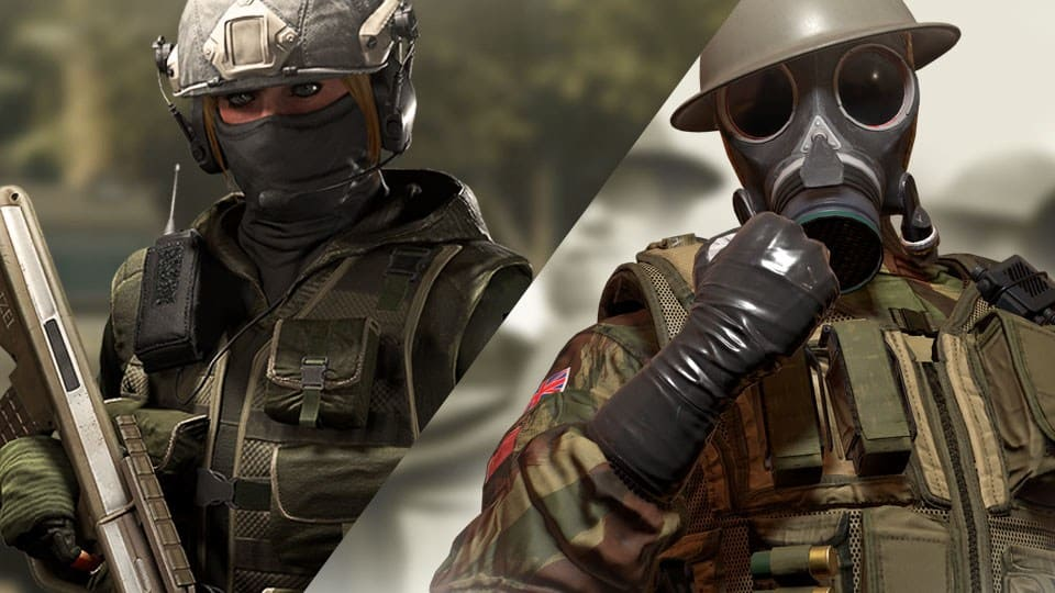 Rainbow Six Siege New IQ And Smoke Bundle All Patch Notes