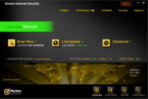 norton internet security subscription keygen