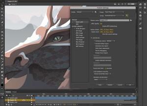 Adobe Animate CC 21.0.9.42677 Crack 2021